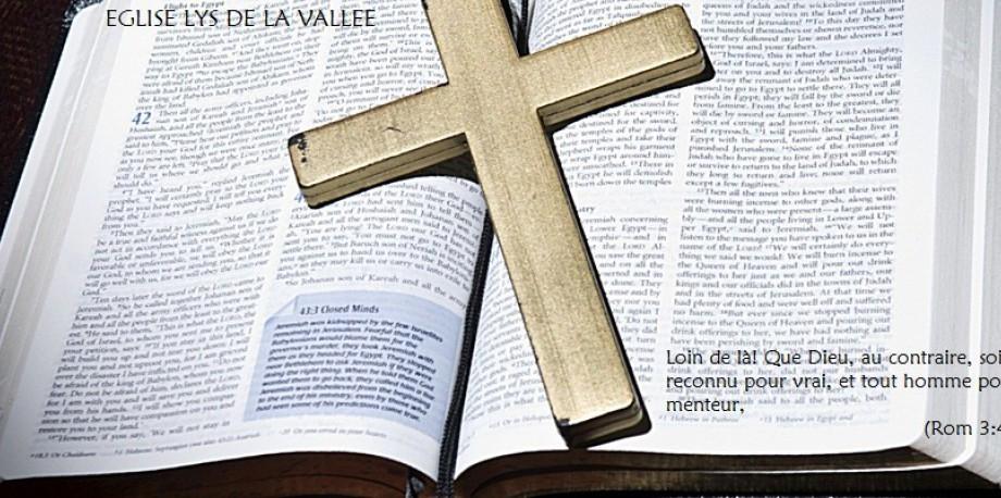 message biblique du jour